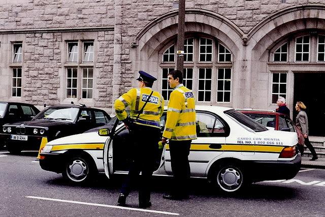 Dublin Pearse Street Garda Station Joseph Mischyshyn