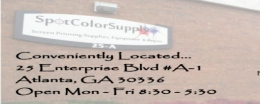 Items in Spot Color Supply store on eBay!