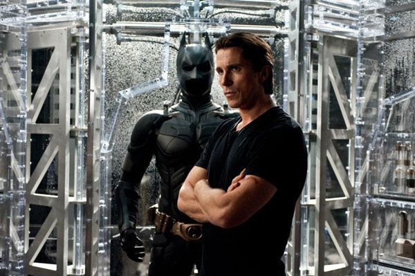 Bruce Wayne must save Gotham City once more in THE DARK KNIGHT RISES.