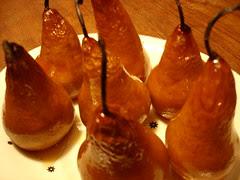 Marsala-Baked Pears