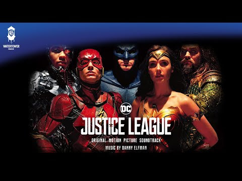 Justice League by Danny Elfman (2017)