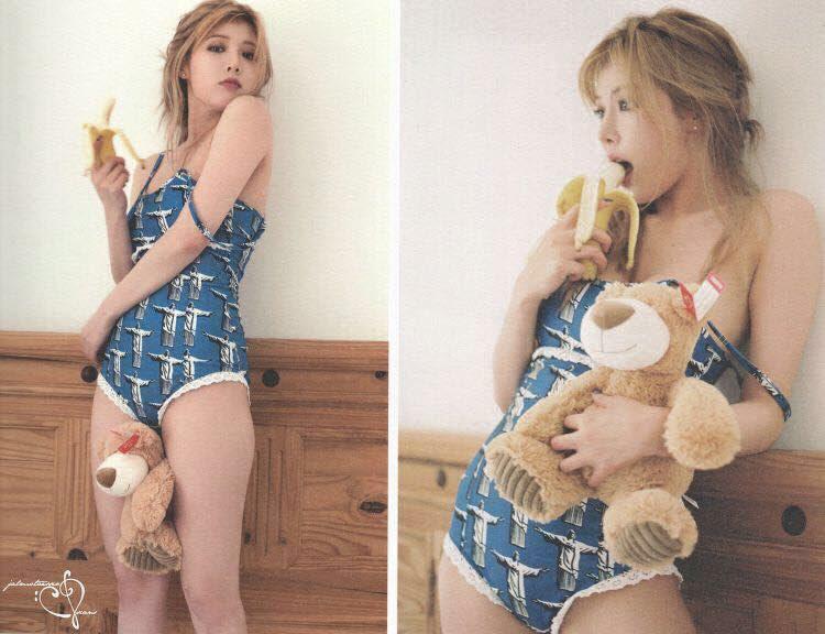 HyunA sexy 4