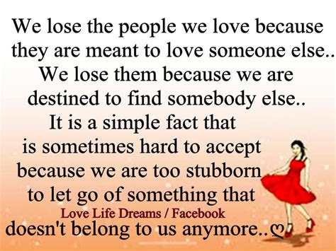 You Belong Someone Else Quotes