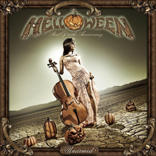 Unarmed: Best of 25th Anniversary, by Helloween