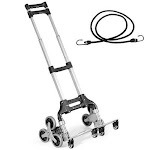 Portable Folding Stair Climbing Hand Truck