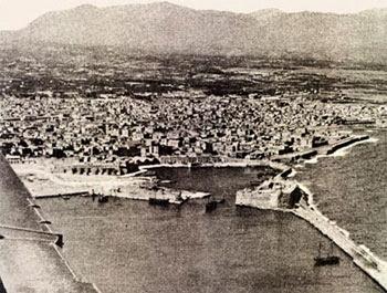 το ηράκλειο το 1940