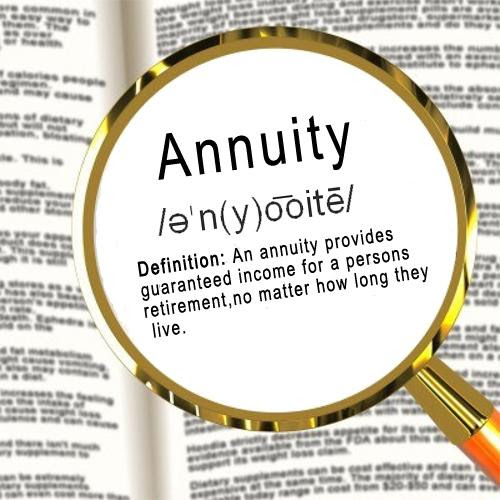 Annuities: The Good, the Bad, & The Ugly