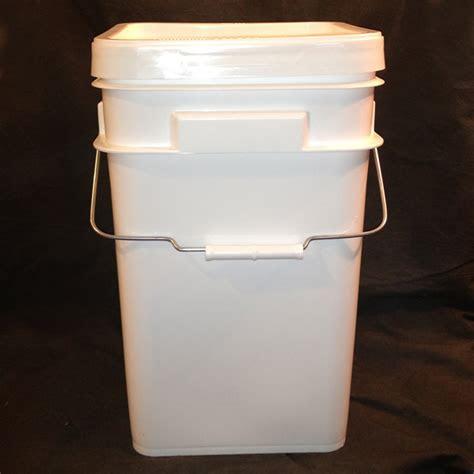 food grade pails  lid myspicercom spices herbs