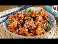 General Tso'nun Tavuğu (General Tso's Chicken) Tarifi 🥢 Şimdi Tatlı Ekşi Soslu Tavuk Düşünsün! - Yemek.com