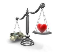 [bilancia: amore o soldi]