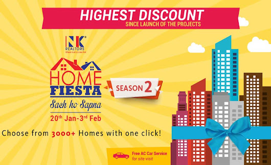 Why NK Home Fiesta is a Great Opportunity to Discover the Best Property Deals in Kolkata