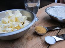 Tarte au citron meringuée vegan