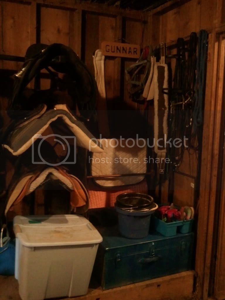 How Do You Lock Your Tack In A Public Tack Room The Horse Forum