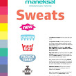 Maneksal - promocijski tekstil - Sweats