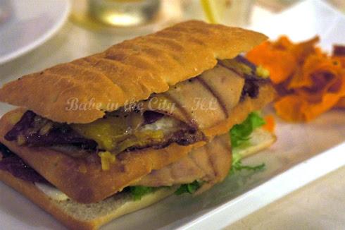 Classic Club Sandwich (RM16)