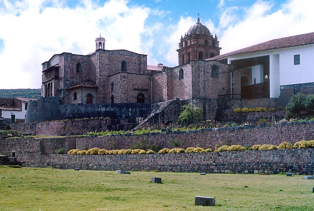 Dioses Incas/Mitología Inca