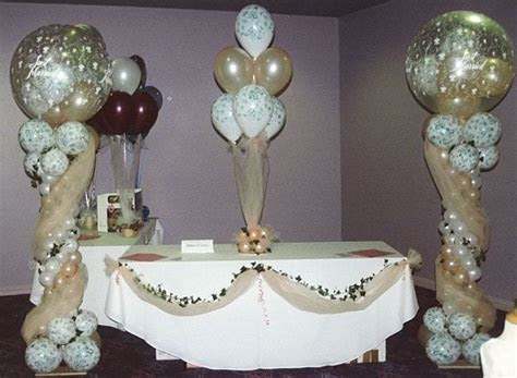 Balloon Decoration Ideas     Table Decorations & Other