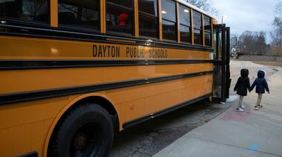 В США вдвое сократили социальную дистанцию в школах