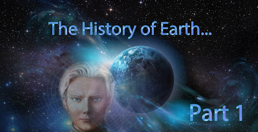 The History of Earth…