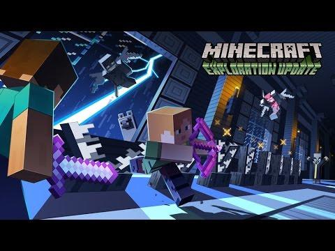 Update da exploração: Minecraft 1.11