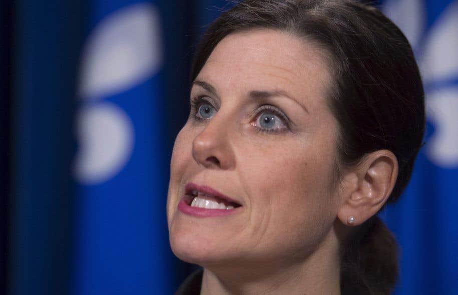 Dans un communiqué, la ministre précise que «plusieurs lacunes ont été observées».