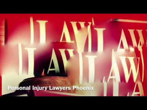 Where to find the best personal injury lawyers Phoenix