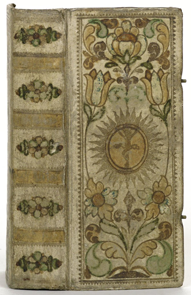 Christian Engelmann (painted parchment) 1715 Germany