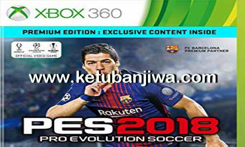 Download PES2018 ED Patch v2 All In One For XBOX360