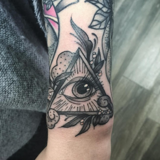 All Seeing Eye Meaning Tattoo