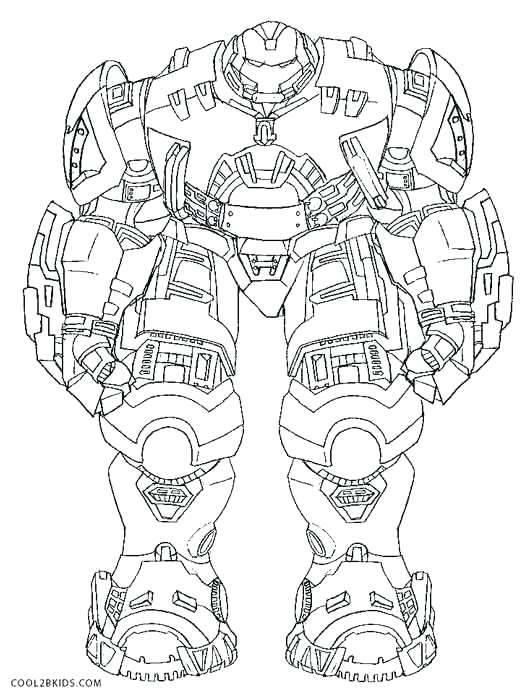 Hulkbuster Drawing at GetDrawings | Free download