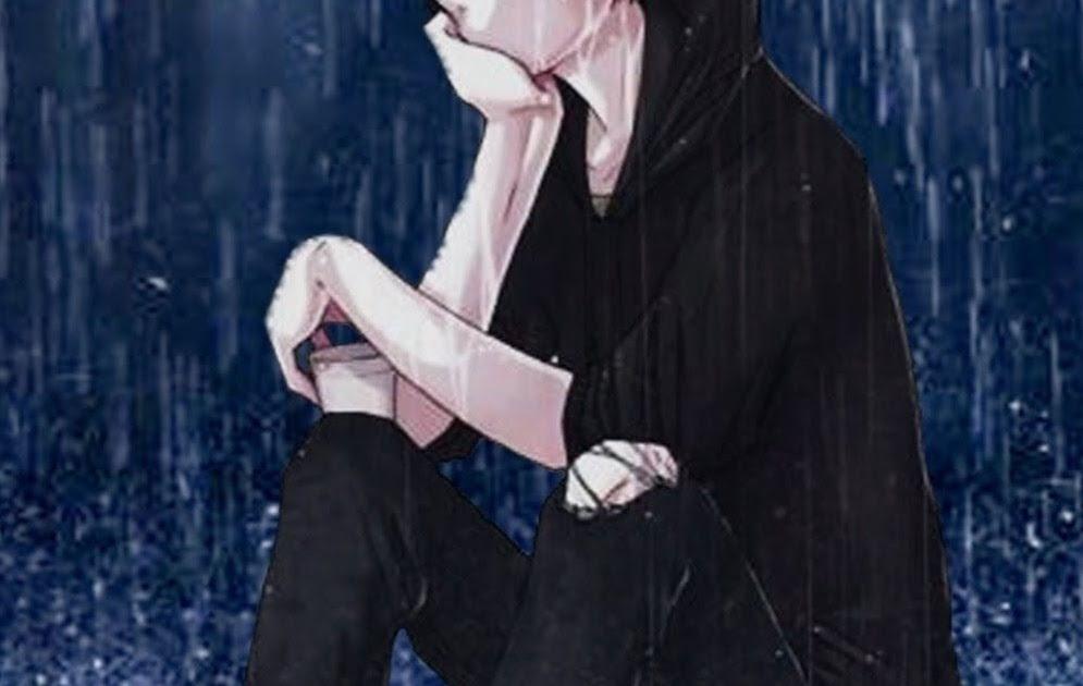 Alone Sad Anime Boy Pfp | Anime Wallpaper 4K - Tokyo Ghoul