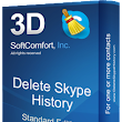 Edit or delete Skype history for one and more contacts on local PC or all devices - Delete Skype History