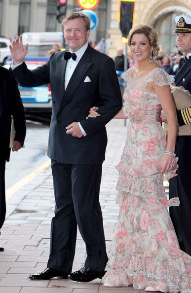 Princess Maxima Photos Photos   Royals Arrive for Prince