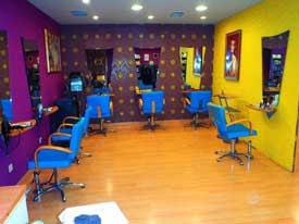 Salón Ro&Che's Peluquería ro&che's slaon de belleza, madrid, germaine de capuccini, blog soloyo
