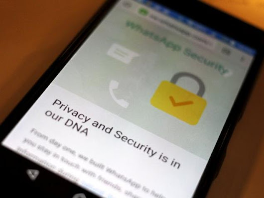 You must know about WhatsApp encryption