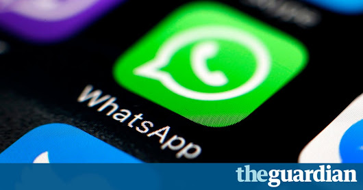 WhatsApp vulnerability allows snooping on encrypted messages | Technology | The Guardian