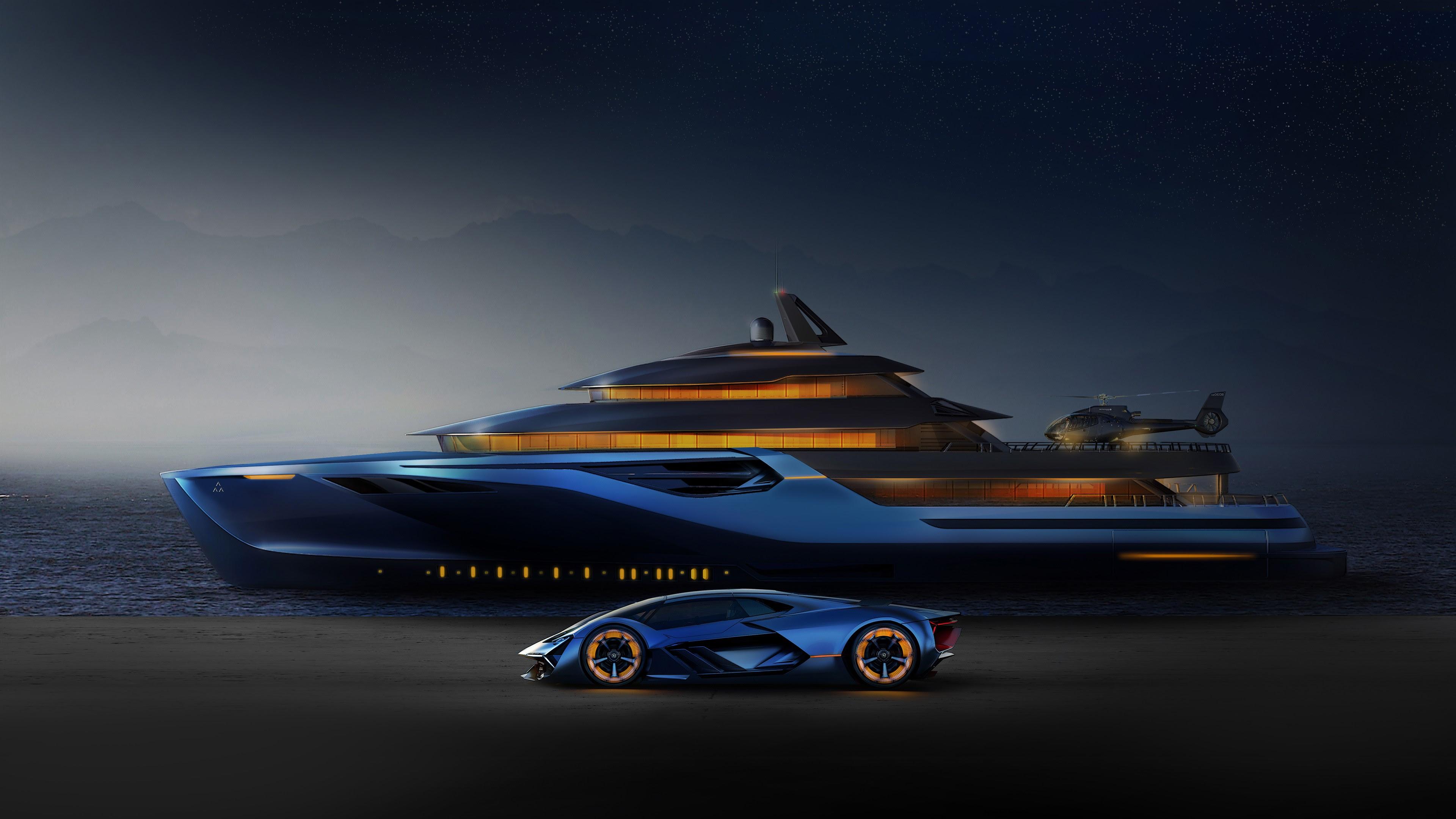 Lamborghini Terzo Mi
