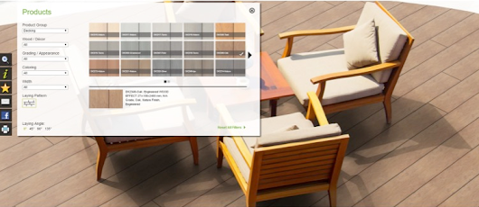 Deck Planning & Estimating Software Available From Wallbarn - Wallbarn