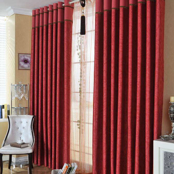 Mastering The Way Of Red Bed Curtains Is Not An Accident