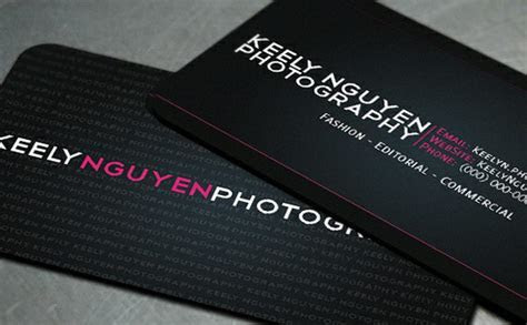50  Awesome Photography Business Cards for Inspiration