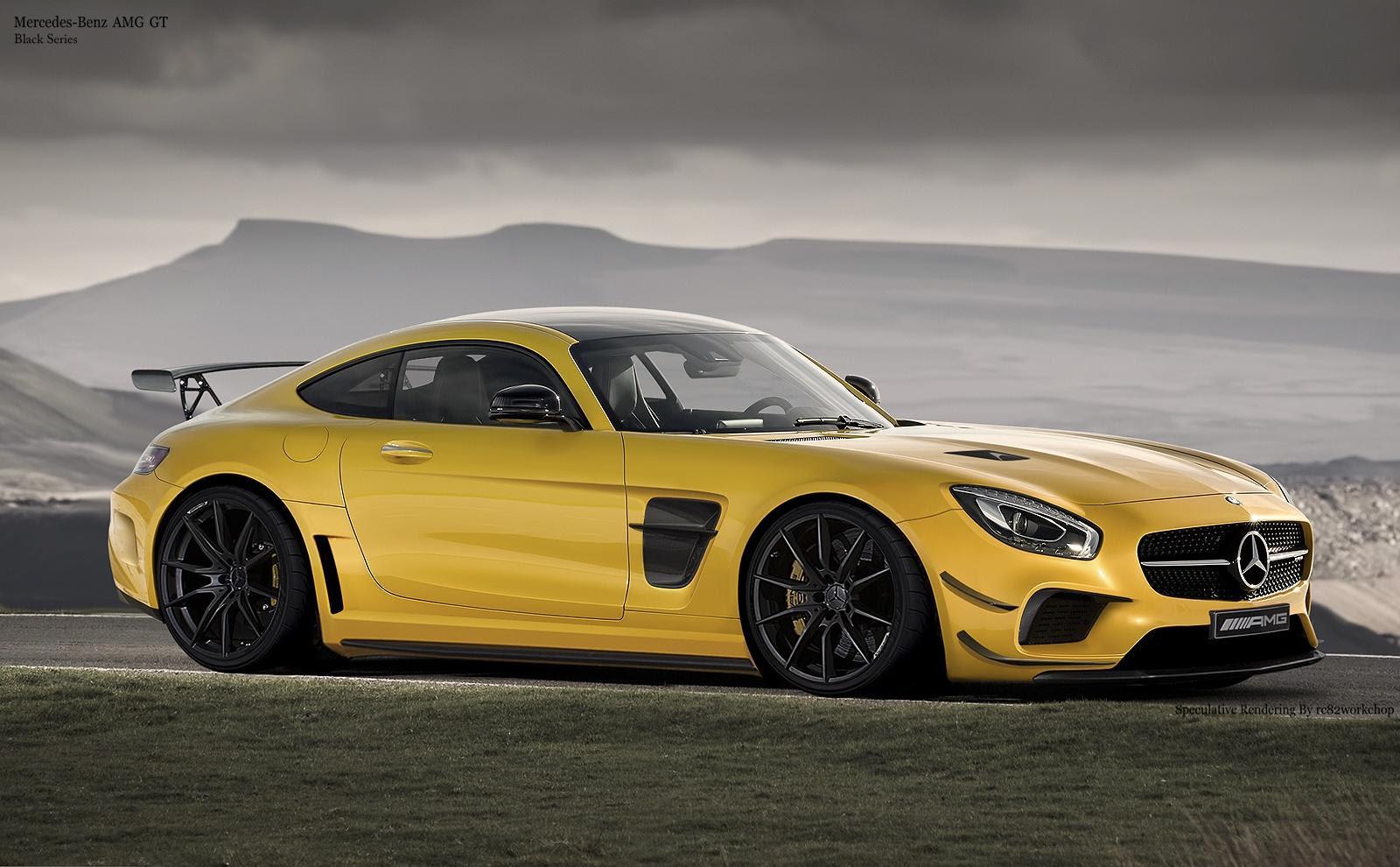 Mercedes AMG GT Black Series   AMG boss Moers wants it ...