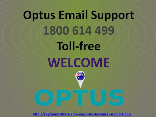 Optus webmail suppot for login 1 800 614 419 email settings, ports & servers