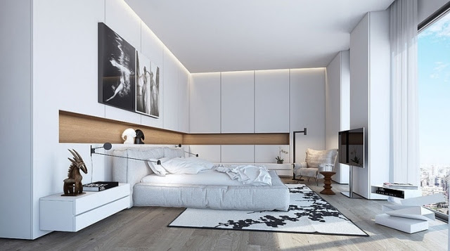 Schlafzimmer modern gestalten - 120 Ideen und Inspirationen