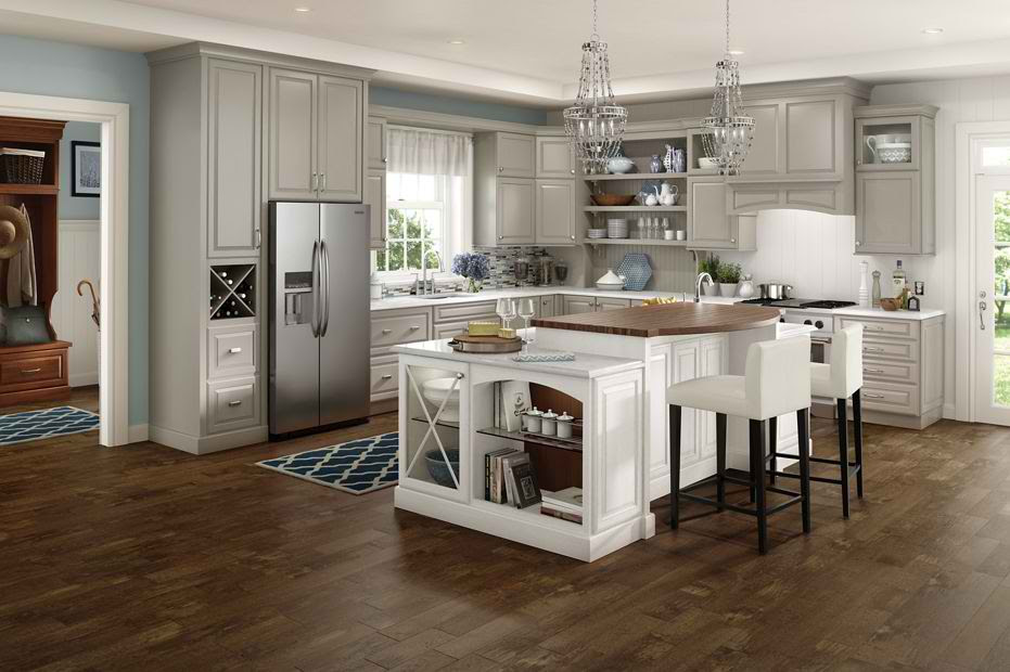 consider an open concept kitchen remodel