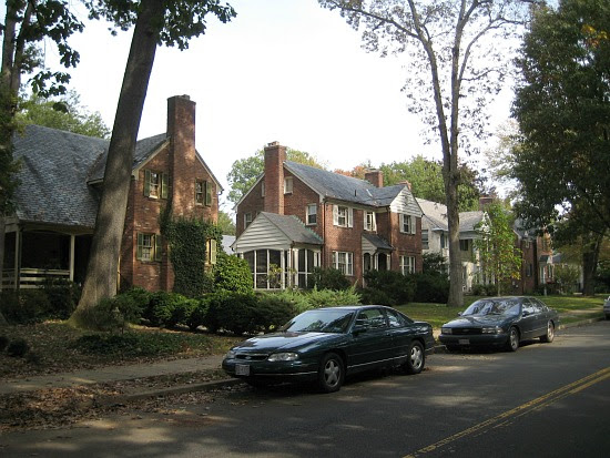 Image result for images of a suburb house in america