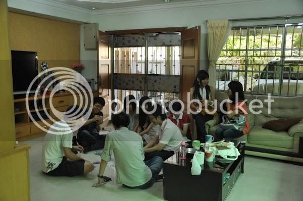 CNY Primary school gathering