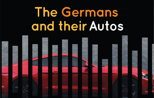 German Automobile Companies|What's Up, Germany?-On the Move Issue