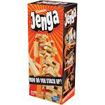 Hasbro - Classic Jenga - stacking game