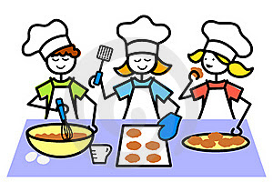 Resultado de imagen de CARTOONS COOKING FOR KIDS