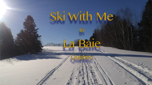 Ski With Me In La Baie Quebec — Steemit